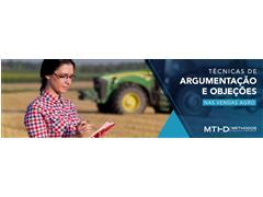 Técnicas De Argumentação E Objeções Nas Vendas Agro - Methodos - 1