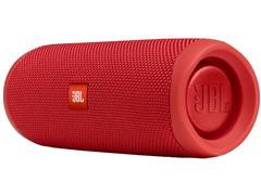 Caixa de Som Bluetooth JBL Flip 5 Vermelho - 0