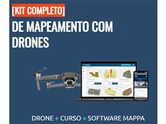 Drone Maptor HS Software MAPPA proc. dados e Análises Agronômica - 6