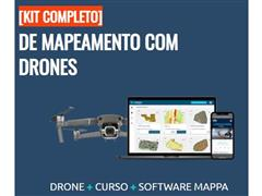 Drone Maptor Agro Maptor Software MAPPA proc. dados Análise Agronômica - 6