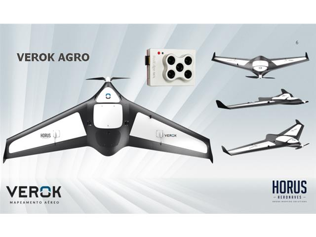 Drone Verok Agro Software MAPPA plano Business