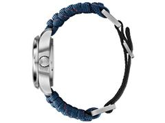 Relógio Victorinox I.N.O.X. V Pratedo Pulseira Azul - 3