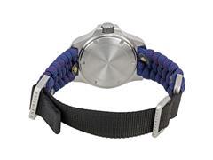 Relógio Victorinox I.N.O.X. V Pratedo Pulseira Azul - 5