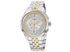 Relógio Victorinox Alliance Chronograph Prateado com Dourado - 1