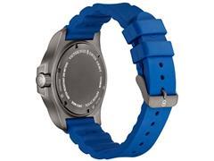 Relógio Victorinox I.N.O.X. Titanium Cinza Pulseira Azul - 2