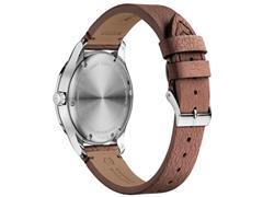 Relógio Victorinox Alliance Prateado Fio DOurado com Pulseira de Couro - 2