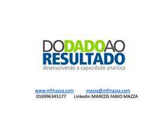 Desenvolver a capacidade analítica - Mazza Consultoria