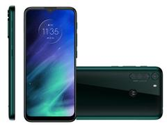 "Smartphone Motorola One Fusion 4G 64GB 6.5"" QuadCâm 48+8+5+2MP Verde - 1"