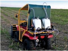 Pulverizador para Quadriciclo Herbicat Herbiciclo Duo HCL 1000 - 1