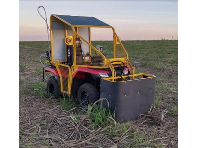 Pulverizador para Quadriciclo Herbicat Herbiciclo Duo HCL 1000