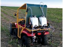 Pulverizador para Quadriciclo Herbicat Herbiciclo Duo HCL 1002 - 2