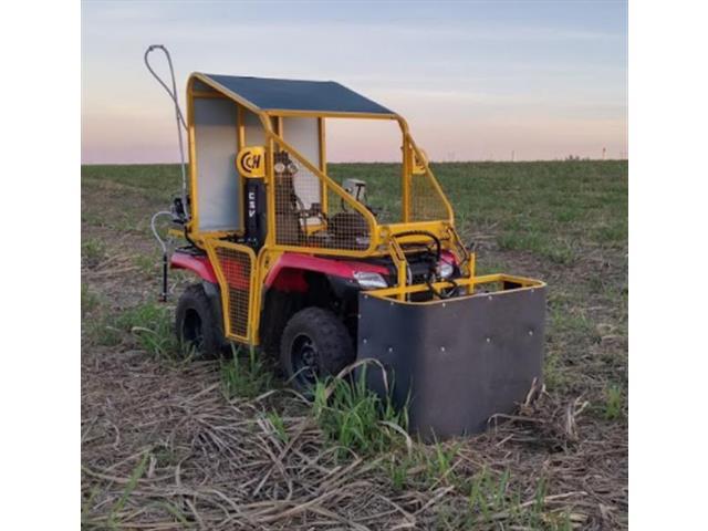 Pulverizador para Quadriciclo Herbicat Herbiciclo Duo HCL 1002