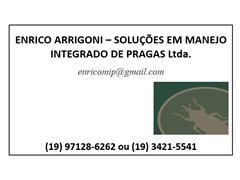 Treinamento, consultoria e assessoria em Manejo Integrado de Pragas