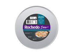 Assadeira para Pizza Rochedo Dura+ Polida 35CM - 2