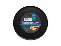 Assadeira para Pizza Rochedo Dura+ Revestida 35CM - 2