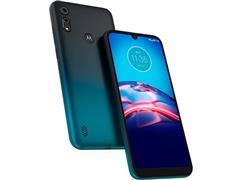 """Smartphone Motorola Moto E6S 64GB Duos Tela 6.1"""" 4G Câm 13+2MP Navy - 1"""