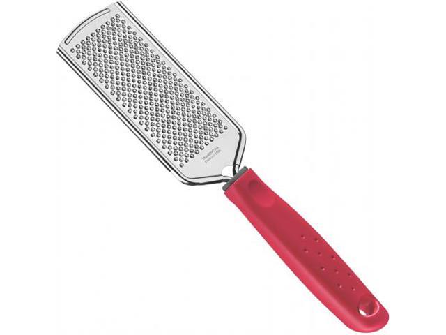 Mini Ralador Tramontina Utilita Vermelho Inox 8 cm