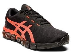 Tênis Asics Gel-Quantum 180 5 Black/Sunrise Red Masculino