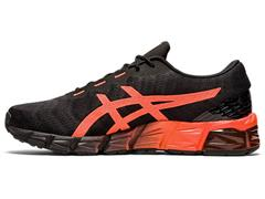 Tênis Asics Gel-Quantum 180 5 Black/Sunrise Red Masculino - 2