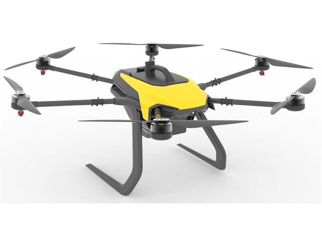 Drone XMobots Dractor 25A HAL Mapeamento e Pulverização