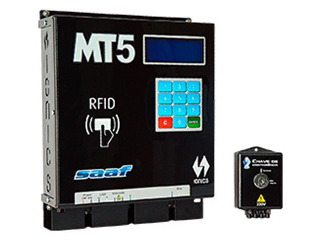 Dispositivo Ionics RFID para Identificação de Veículos