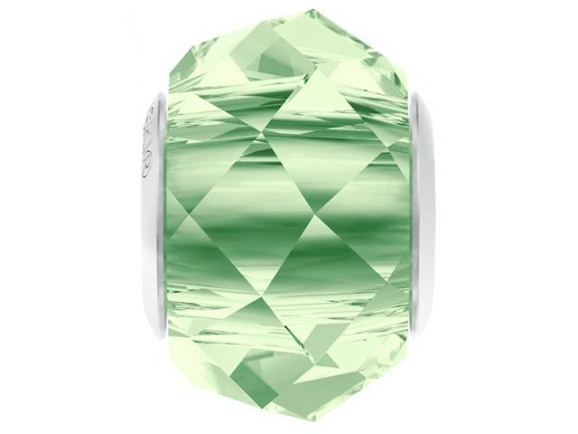 Becharmed de Cristal Verde decorado com cristais da Swarovski®
