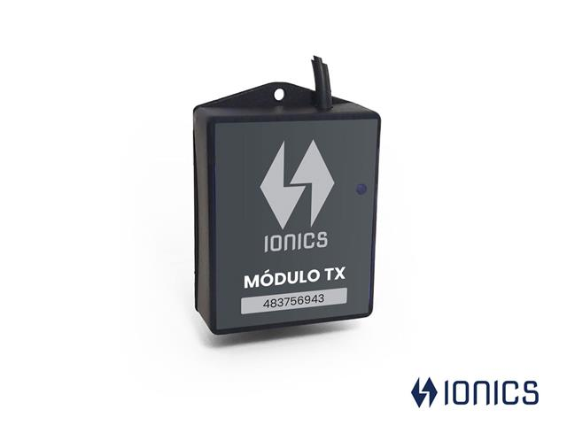 Módulo Ionics de Cálculo Automático de Horímetro