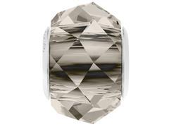 Becharmed de Cristal Cinza decorado com cristais da Swarovski®