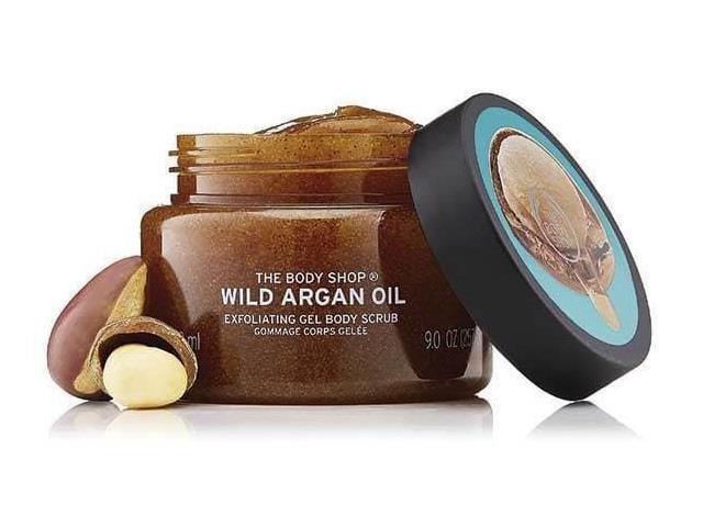 Esfoliante em Gel The Body Shop Argan 250ML