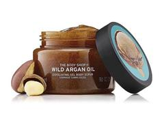 Esfoliante em Gel The Body Shop Argan 250ML