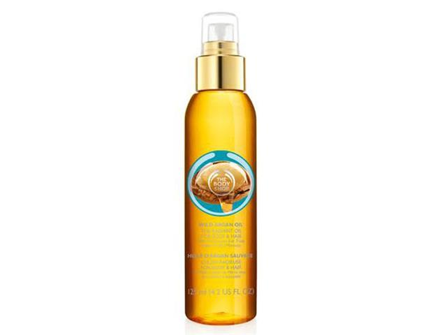 Óleo Em Spray The Body Shop Argan 125ML