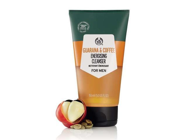 Gel de Limpeza The Body Shop Guaraná & Coffee 150ML
