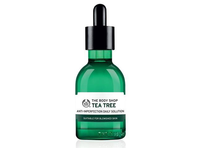 Serum Facial Anti-Imperfeições The Body Shop Tea Tree 50ML