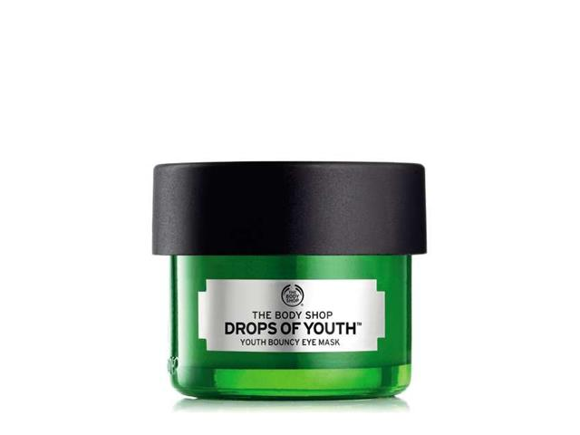 Máscara de Tratamento 2em1 para Olhos The Body Shop Drop Of Youth 20ML