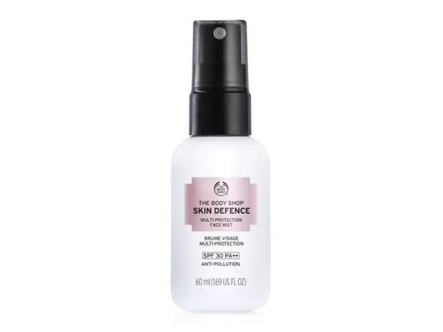 Face Mist The Body Shop Skin Defence FPS 30 60ML