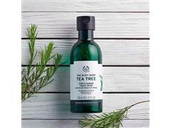 Gel de Limpeza Facial The Body Shop Tea Tree 250ML - 2