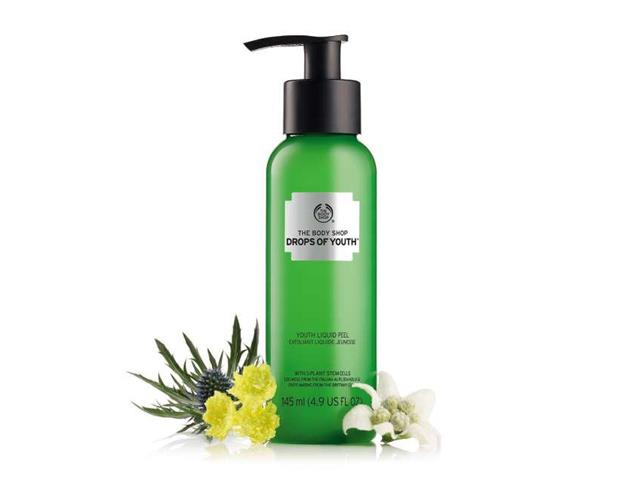 Esfoliante The Body Shop Drops Of Youth Peeling Líquido 145ML