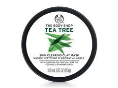 Máscara Purificante Facial The Body Shop Tea Tree 100ML - 1