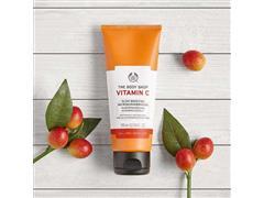 Esfoliante Microdermoabrasão The Body Shop Vitamina C 100ML - 2