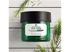 Máscara Tratamento Noturna Antimperfeição The Body Shop Tea Tree 75ML - 2