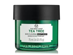 Máscara Tratamento Noturna Antimperfeição The Body Shop Tea Tree 75ML - 1