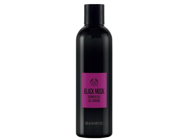 Shower Gel The Body Shop Black Musk 250ML