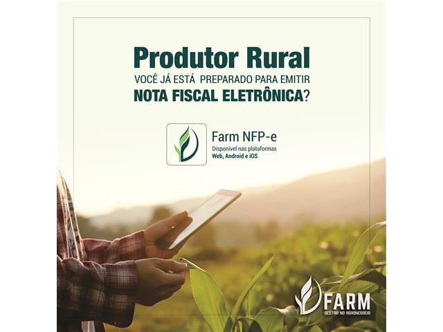 FARM Nota Fiscal Eletrônica