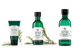 Kit The Body Shop Tea Tree - 0