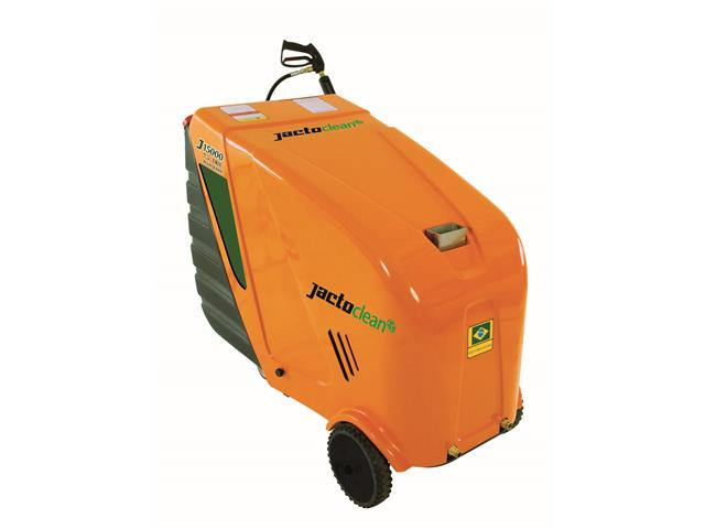 Lavadora de Alta Pressão Jacto Clean J15000H Motor 5CV Trifásico 220V