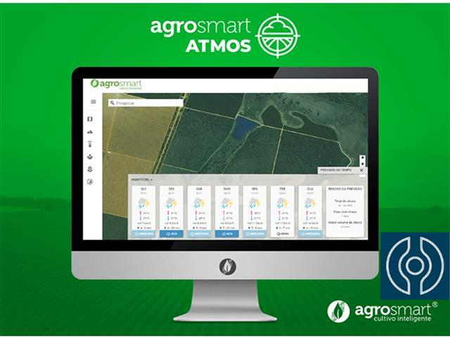 Agrosmart ATMOS - Previsão do Tempo Localizada