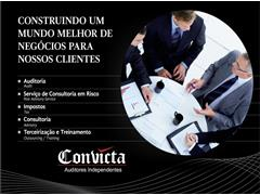 Auditoria Independente das Demonstrações Financeiras - Convicta