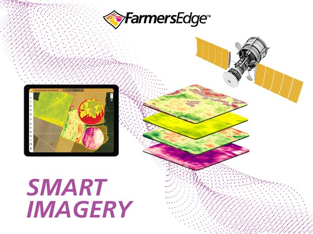 Imagens de Satélite – Smart Imagery – Farmers Edge