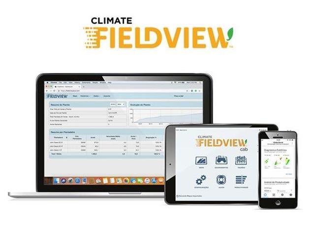Combo Cabina - FieldView Drive, iPad, iPad Case y Mounting Kit
