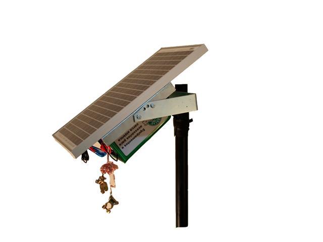 Kit Solar Safrashock Mega 50 - 2,5 Joules